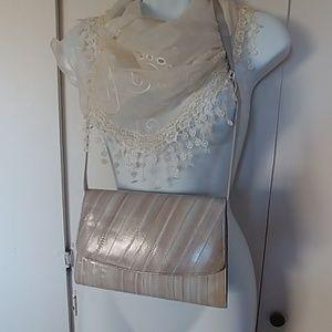 Vintage Eelskin Bag